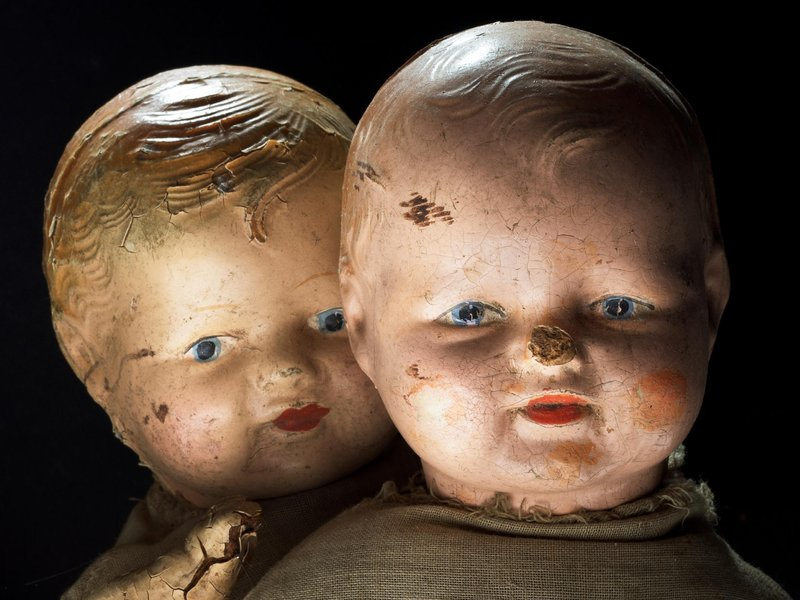 A History Of Creepy Dolls Faux Real Tho